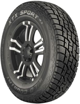 Wild Country XTX Sport 4S Tires